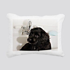 005 Rectangular Canvas Pillow